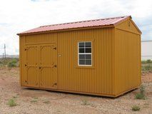 Graceland 10x16 Garden Shed in Alamogordo, New Mexico