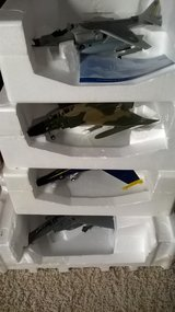 Franklin Mint Model Airplanes in Shorewood, Illinois
