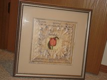 Framed tulip picture in St. Charles, Illinois