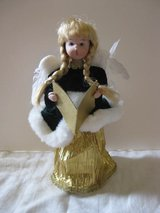 10 inch Angel Topper in Okinawa, Japan