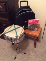 Snare Drum in Barstow, California