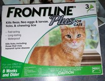 Frontline Plus for Cats- reduced price (over $41 at Walmart) in Las Cruces, New Mexico