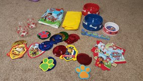 Paw patrol party decor in Plainfield, Illinois