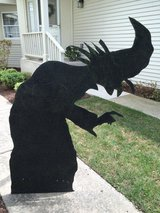 Halloween Witch in Plainfield, Illinois