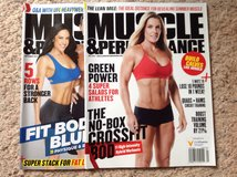 2 Muscle & Performance Mags in Camp Lejeune, North Carolina