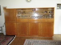 Antique (pear wood) hand-crafted antique sideboard in bookoo, US