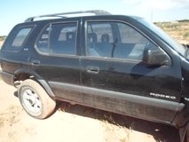 parting out 99 isuzu rodeo in Alamogordo, New Mexico