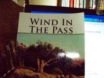 Wind in the Pass/Signed in Fairfield, California