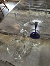 5 Wine/Liquor Glasses in Fort Campbell, Kentucky