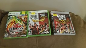 XBOX and PlayStation Games in Aurora, Illinois