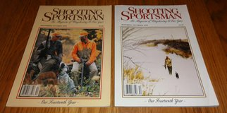 Shooting Sportsman Magazine Two 2002 Issues in Glendale Heights, Illinois