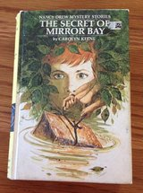 Vintage Mystery Nancy Drew The Secret of Mirror Bay ©1972 Yellow Cover in Lockport, Illinois