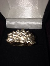 Ladies 2 carat dinner ring in Spring, Texas