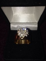 1 1/2 carat wedding ring in The Woodlands, Texas