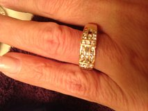 14kt 1 carat diamond ring in Spring, Texas