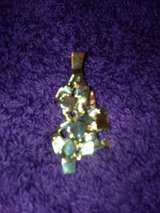 14 kt GOLD nuggett pendant in Spring, Texas