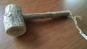 rustic wooden mallet in Spring, Texas