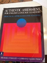 Authentic Assessment for English Language Learners: Practical Approaches for Teachers Paperback ... in Lockport, Illinois