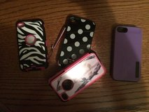 4s iphone cases lot of 3 in Fort Leonard Wood, Missouri