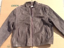 Decoded Leather Jacket XL in Ramstein, Germany