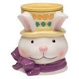 Easter bunny Scentsy warmer in Okinawa, Japan