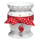 Valentine Scentsy warmer in Okinawa, Japan