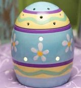 Easter egg Scentsy warmer in Okinawa, Japan