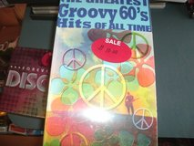 GREATEST GROOVY HITS FROM THE 60'S HITS  3 NEW CD'S in Perry, Georgia