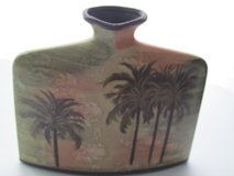 Palm Tree Vase in Joliet, Illinois