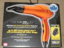 Conair Infinity Pro Hair Dryer 1875 Watts (Brand New) in Houston, Texas