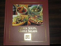 NEW Soup and Salad Cookbook in Chicago, Illinois