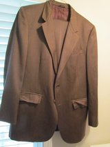 Men's Brown Suit Medium/34/30 in Naperville, Illinois