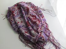 Women's Scarf With Fringe in Orland Park, Illinois
