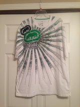 White/Green ECKO PULL OVER in Fort Riley, Kansas