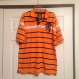 ORANGE ECKO UNLIMITED POLO in Fort Riley, Kansas