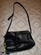Worthington Black Leather Purse in Fort Riley, Kansas