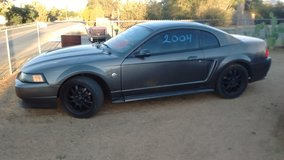 Ford Mustang in Yucca Valley, California