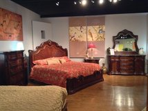 California King Size Bedset - ROSE - New Model - US Size - monthly payment in Ansbach, Germany