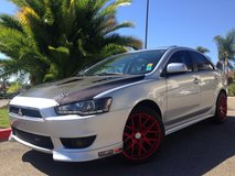 2010 Mitsubishi Lancer Custom in Fort Irwin, California
