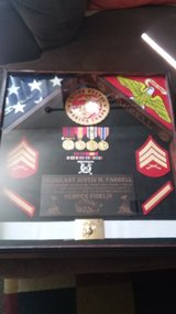 SHADOW BOXES AND PLAQUES in Camp Pendleton, California