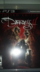 PS3 Darkness game in Ramstein, Germany