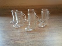 COWBOY BOOT SHOT GLASSES - 6 in St. Charles, Illinois