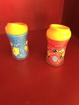 2 sippy cups in Naperville, Illinois