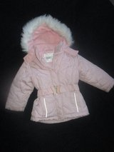 # 7 Winter jacket (pink) - size 92 in Ramstein, Germany