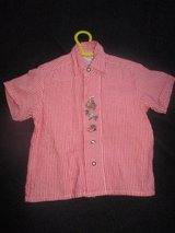 # 16 Original bavarian traditional shirt - size 86 - Oktoberfest - boy/girl in Ramstein, Germany