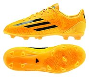 New Boys Soccer Cleats Size 3 Messi  F5 FG J (Messi) in Lawton, Oklahoma