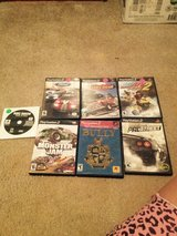 PS2 Games (7 games) in Cleveland, Texas