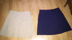 New school uniform skirts in The Woodlands, Texas