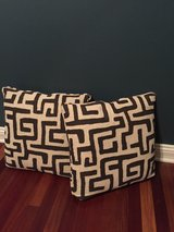 Custom Throw Pillows in Naperville, Illinois