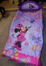 Toddler Bed & Bedding in Fort Drum, New York